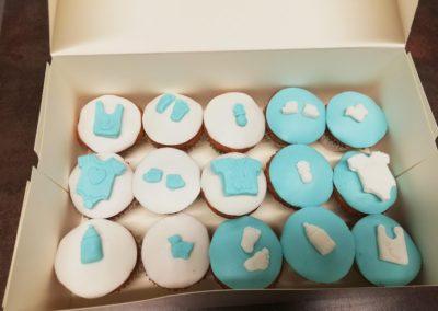 Cupcake naissance
