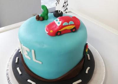 Cars bleu